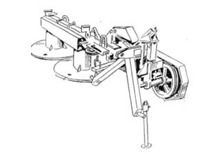Чертежи роторной косилки